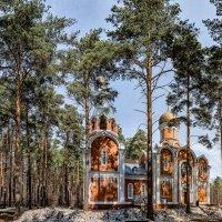 Храм в Академгородке :: Nn semonov_nn