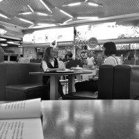 В кафе... :: VADIM *****