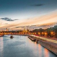 Вечер в городе М. :: Александр Лебедев