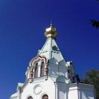 Свято-Никольская церковь Никольского скита. :: Вячеслав