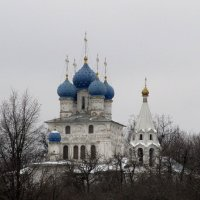 Сколько минуло зим... :: Николай Дони