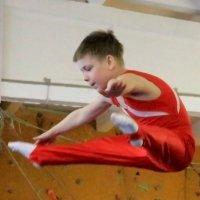 Прыжок с батута :: Евгений Кузнецов