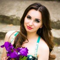 Нежный взгляд :: Iryna Ivanova
