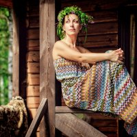 Хорошо в деревне летом... :: polubedov mihail