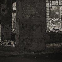 """Это не Чернобыль-это руины """"Красного Треугольника"""" в наше время :: Владимир Питерский"""