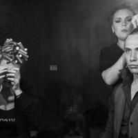 """Закулисье. Театр """"Шестое чувство"""" СПб :: Наталья Иванова"""