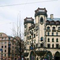 На Петроградской :: Константин Бобинский