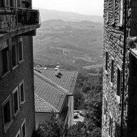 Рядом с каменной стеной, между небом и землёй... :: M Marikfoto