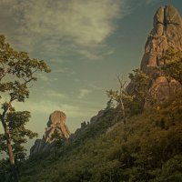 Гора Памятник :: Нина Борисова