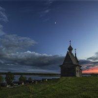 Белая ночь :: Евгений Мазилов