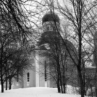 Храм  Петра  и  Павла  .  ПЕНЗА. :: Валерия  Полещикова