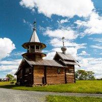 Старая церковь :: Александр Силинский