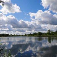 Летом.. :: Антонина Гугаева