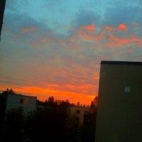Вид из окна :: Кристина Кудряшова