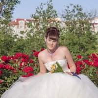Невеста :: Елена Васильева