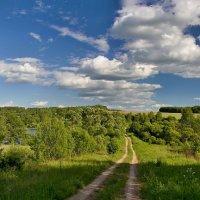 Дорога в лето :: Константин
