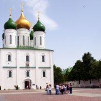 Успенский кафедральный собор в Коломне. :: Владимир Болдырев