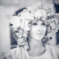 """""""Живая статуя"""" :: Сергей Четвёркин"""