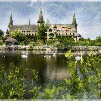 Реальный Рыцарский замок  под Бургасом. Болгария. :: Алла ************