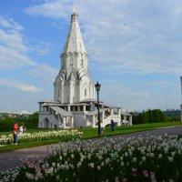 Весна в Коломенском :: Арина