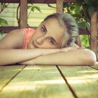 Во саду ли... :: Анна Никонорова