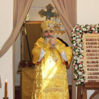 Мстислав, епископ Тихвинский и Лодейнопольский :: Сергей Кочнев