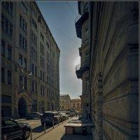 Бобров переулок. :: Владимир Елкин