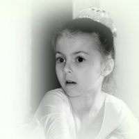 Портрет терпения юной модели... :: Tatiana Markova