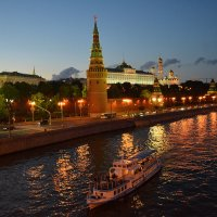 Вечерняя Москва :: Наталья Левина