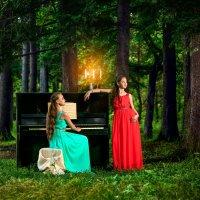 Анастасия и Мария :: Александр Халаев