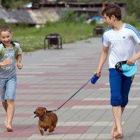 дети и лето... :: Олег Петрушов