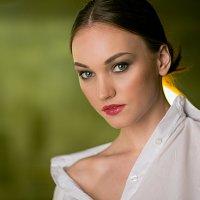 Портрет девушки :: Ирина Алешина