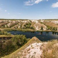 Саратовская область_черное озеро :: Андрей ЕВСЕЕВ