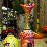Бутылка с шампанским :: Юрий Стародубцев