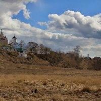 Вид на Благовещенский монастырь :: Константин