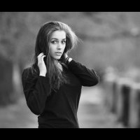 Черно-белая весна :: Ludmila Zinovina