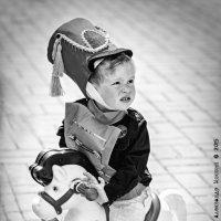 Гусар и его конь :: Алексадр Мякшин