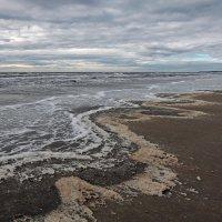 Северодвинск. Разные дни у Белого моря. Штормит :: Владимир Шибинский