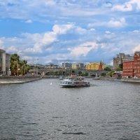 Городской пейзаж 2 :: Nikolay Ya.......