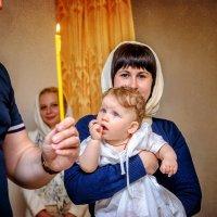 Крещение Полинки :: Татьяна
