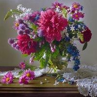 Цветы июня, как вы хороши! :: Валентина Колова