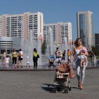 Молодость города :: Наталия Григорьева