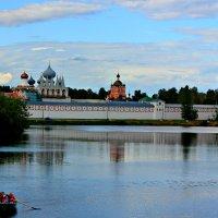 монастырь :: Сергей Кочнев