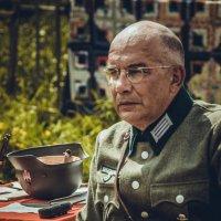 Старый немецкий солдат :: Vasiliy V. Rechevskiy