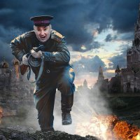 Обалдел в атаке... :: Сергей Смоляков