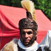 римский воин :: Августа
