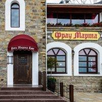 Пивной бар. :: Геннадий Оробей
