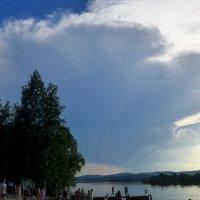 Странное облако :: Светлана Игнатьева