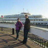 в Казанском порту :: tgtyjdrf