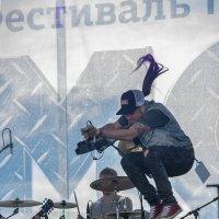 """Рок-фестиваль """"Мост"""", г. Архангельск :: Алёна Михеева"""